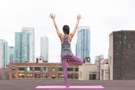 low impact activities during IVF IUI yoga