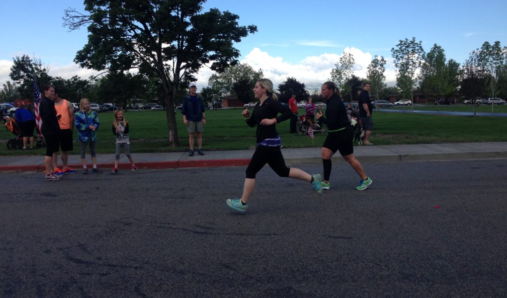 running and fertility treatments