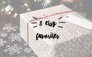 8 etsy favorites this holiday season