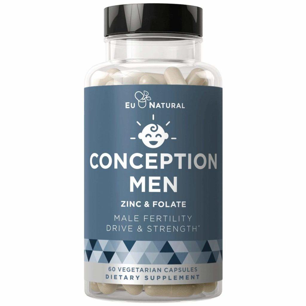 Eu Naturals Conception for Men Supplement
