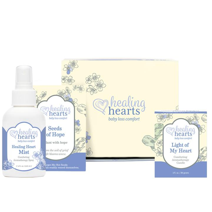 Earth Mama Organics Grieving Kit for Loss Parents