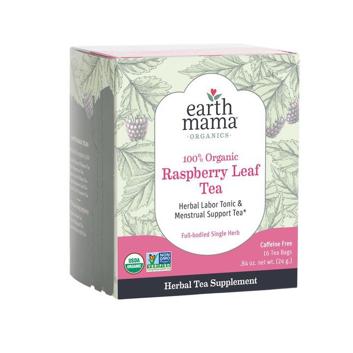 Earth Mama Organics Red Raspberry Leaf Tea