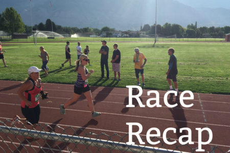 Memorial Day 5k Race Recap